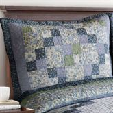 Blue Ridge Valley Quilted Sham Standard