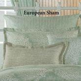 Antigua Tailored Sham Aqua Mist European