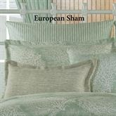 Antigua Tailored Sham Aqua Mist European