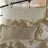 Alameda Tailored Sham Tan European
