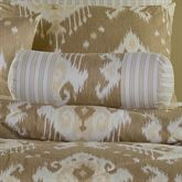 Alameda Tailored Pillow Tan Neckroll