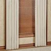 Alameda Wide Curtain Pair Tan 100 x 84