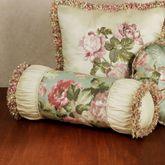 Summerfield Fringed Neckroll Pillow