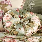 Summerfield Shirred Round Pillow