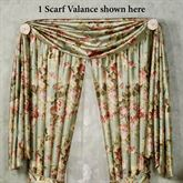 Summerfield Scarf Valance Misty Jade 44 x 144