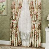 Springfield Tailored Curtain Pair Light Cream 84 x 84