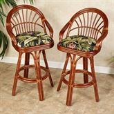 Leikela Bar Stools Wailea Coast Bar Stool Pair