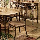 Eastbrook Chair Pair Bronze Pair