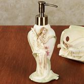 Rosebud Fairy Lotion Dispenser Cream