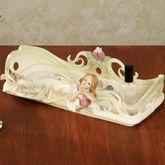 Rosebud Fairy Vanity Tray Cream