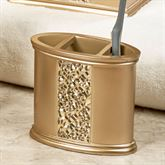 Prestigue Toothbrush Holder Champagne Gold