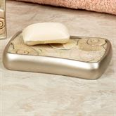 Sea Shell Soap Dish Champagne