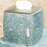 Calm Waters Tissue Cover Aqua