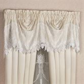 Trousseau Lace Empire Valance