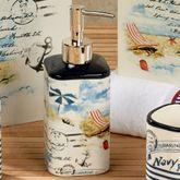 Rockaway Lotion Soap Dispenser Navy