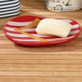 Rockaway Soap Dish Navy