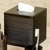 Ridley Tissue Cover Oil Rubbed Bronze