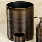 Ridley Wastebasket Oil Rubbed Bronze