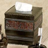 Prescott Tissue Cover Oil Rubbed Bronze
