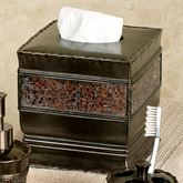 Prescott Tissue Cover Oil Rubbed Bronze