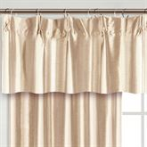 Annaleigh Pinch Pleat Valance 38 x 18
