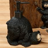 Exploring Critters Lotion Soap Dispenser Chocolate