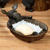 Exploring Critters Soap Dish Chocolate