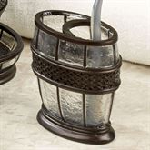 Ice Toothbrush Holder Oil Rubbed Bronze