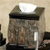 Borneo Tissue Cover Black/Tan