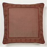 Eastleigh Framed Piped Sham Ruby European