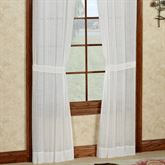 Bay Breeze Tailored Curtain Pair