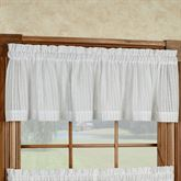 Bay Breeze Tailored Valance 72 x 14