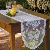 Victorian Lace Table Runner