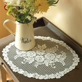 Victorian Lace Placemats Set of Four