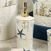 Antigua Lotion Soap Dispenser Ivory
