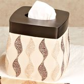 Shimmer Tissue Cover Tan