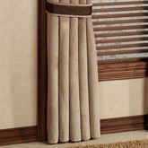 Tucson Tailored Curtain Panel Multi Earth 48 x 84