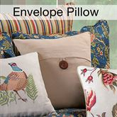 Hartford Envelope Pillow Camel 18 Square