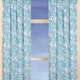Cora Tailored Curtain Panel White 50 x 84