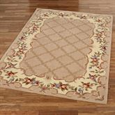 Claras Garden Rectangle Rug