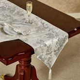 Marcia Table Runner Parchment 16 x 90