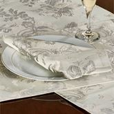 Marcia Napkin Set Parchment Set of Four