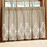 Carlyle Tier Pair Light Taupe