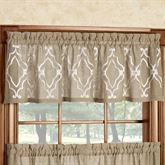Carlyle Tailored Valance