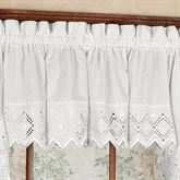 Nouveau Tailored Valance 70 x 12