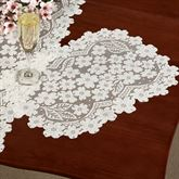 Dogwood Lace Placemat Set Set of Four