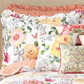 Amabelle Quilted Sham Multi Bright Standard