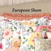 Amabelle Ruffled Sham Multi Bright European