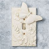 Butterfly in Bloom Single Switch Provincial