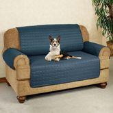 Microfiber Pet Furniture Loveseat Cover